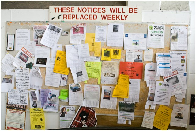Noticeboard full size